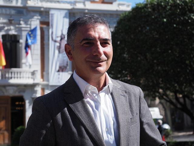 José Carlos Díaz Rodríguez, candidato al Congreso de los Diputados del PSOE por la provincia de Albacete.