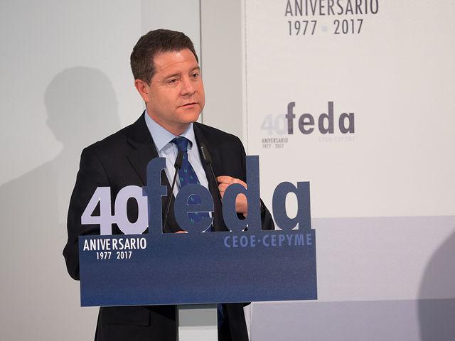 40 Aniversario de FEDA