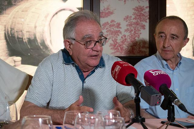 Salvador Jiménez, ex alcalde de Albacete y abogado