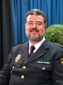 Desde el pasado 29 de diciembre de 2010, José Francisco Roldán es el nuevo Comisario Jefe de la Policía Nacional en Albacete.