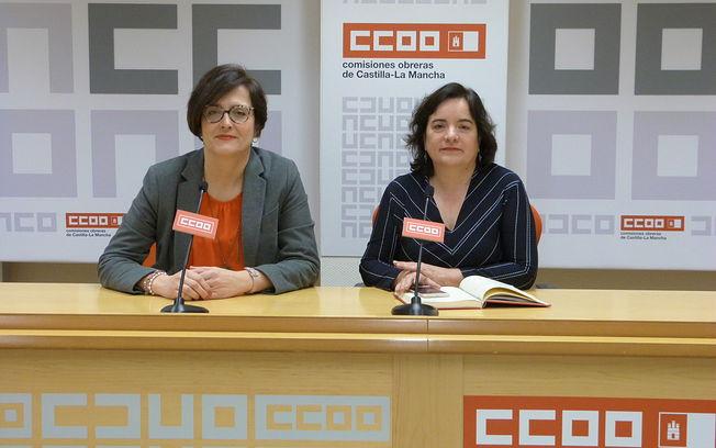 Carolina Vidal y Chelo Cuadra.