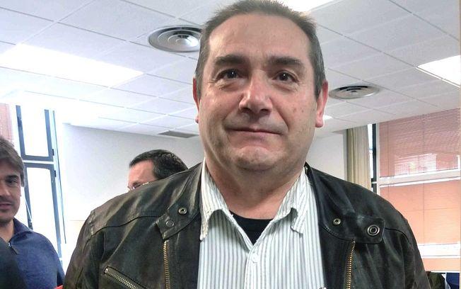 Luis González López, concejal portavoz de IU-Ganemos Alcaraz.