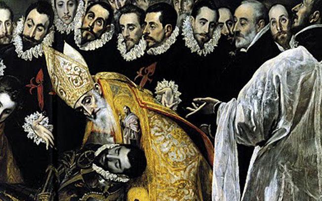 Una de las obras de El Greco: