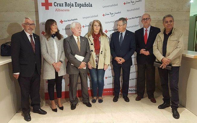 Acto de Reconocimiento a los Socios y Socias de Cruz Roja Española en Albacete