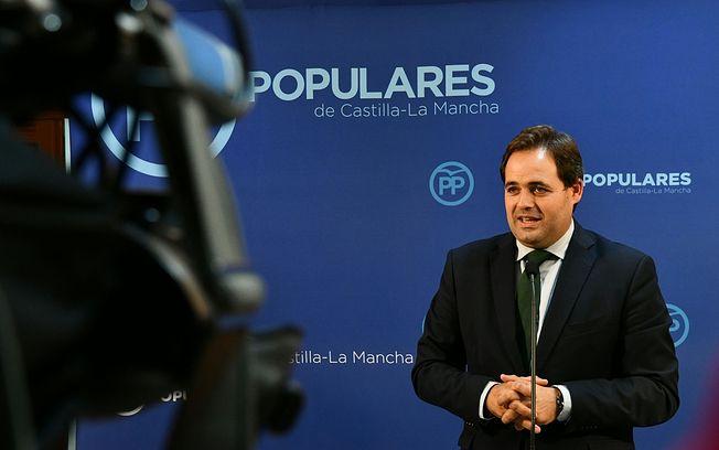 Paco Núñez preside el Comité Ejecutivo Autonómico del PP-CLM