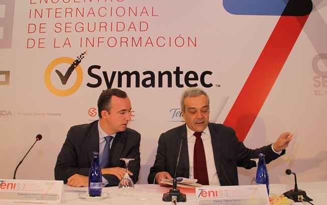Los secretarios de Estado de Seguridad y de Telecomunicaciones inauguran en León la séptima edición del Encuentro Internacional de la Seguridad de la Información. Foto: Ministerio del Interior