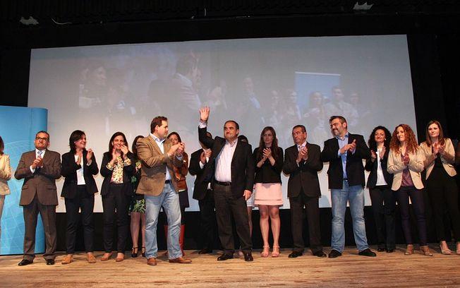 El PP Villarrobledo presentó su candidatura