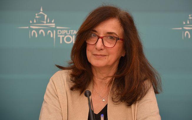 Ana Gómez, vicepresidenta de Educación, Cultura, Igualdad y Bienestar Social.