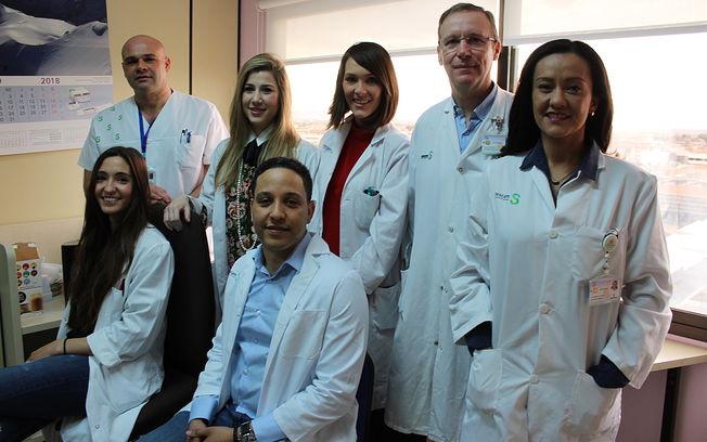 Equipo Cirugía Torácica.