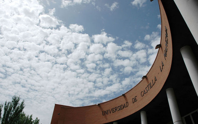 Campus universitario de Albacete. Imagen de archivo.