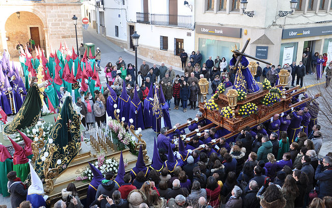 Semana Santa de El Bonillo.