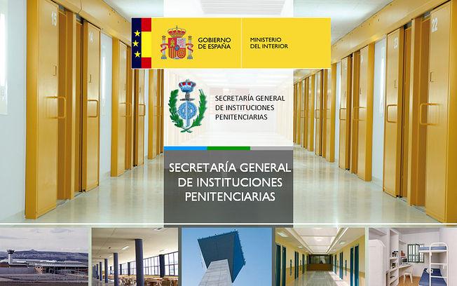 Instituciones penitenciarias y obra social la caixa for Ministerio del interior spain