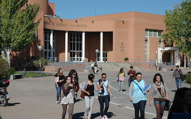 Campus de Albacete.