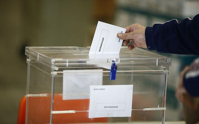 Elecciones - Urnas.