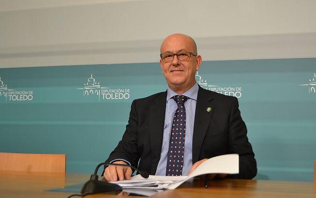 Emilio Bravo, secretario general del PP en Toledo.