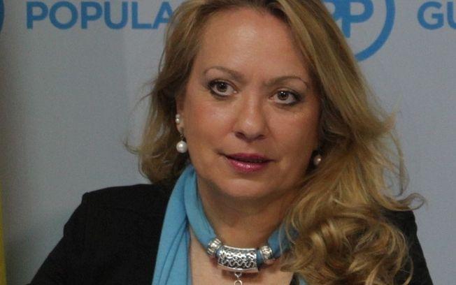 Aure Hormaechea, portavoz PP Azuquueca y portavoz GP en el Ayuntamiento