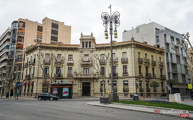 Plaza Gabriel Lodares