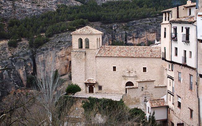Iglesia San Miguel, Cuenca.