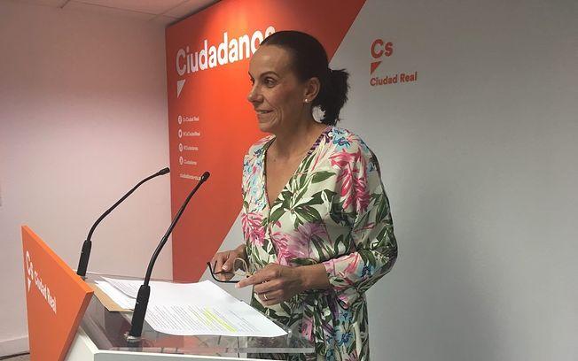 Eva María Masias.