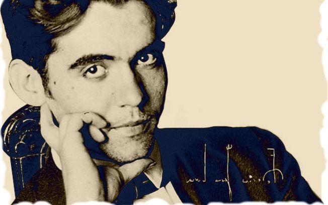 Federico García Lorca. Archivo.