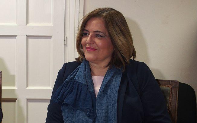 Marta Segarra, teniente de alcalde de Cultura y Turismo