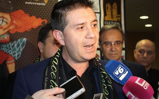 Santiago Cabañero.