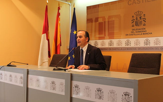 José Julián Gregorio - Delegado del Gobierno en CLM.