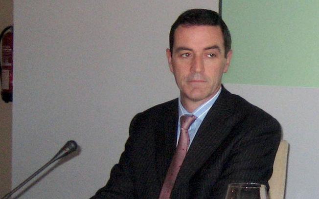 Félix Peinado, secretario general de la Confederación Empresarial de Castilla-La Mancha.