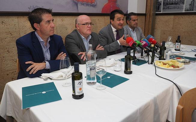 Francisco Martínez Arroyo informa de las acciones de la Fundación Dieta Mediterránea