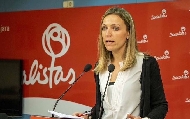 María Jesús Merino, diputada regional.