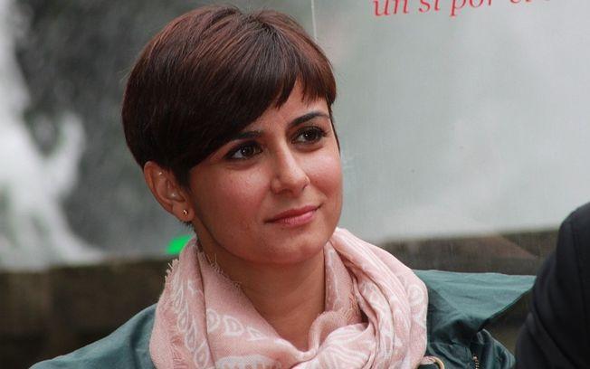Isabel Rodríguez, alcaldesa de Puertollano.