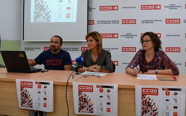 CCOO-Albacete lanza una APP gratuita para móviles Android.
