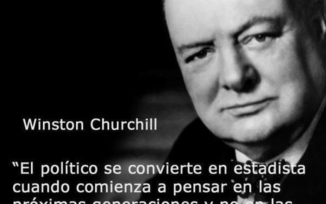 Winston Leonard Spencer Churchill