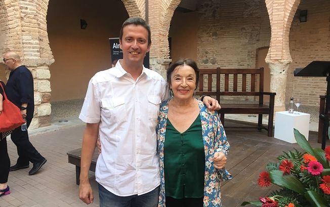 Premio Lorenzo Luzuriaga a la actriz Petra Martínez en el Festival de Almagro