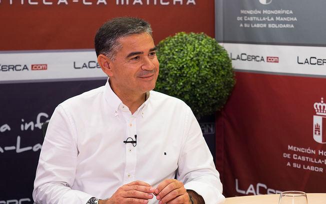 Manuel González Ramos, nuevo delegado del Gobierno en Castilla-La Mancha.
