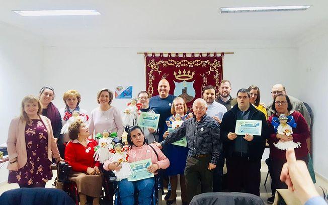 CLM-Inclusiva COCEMFE y la Asociación de Personas con Discapacidad, Familiares y Amigos de Calzada de Calatrava, celebran su día internacional.