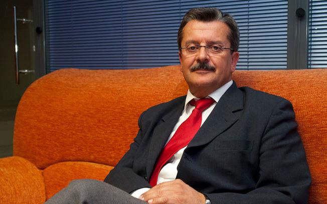 José Serrano Siquier, Decano del Colegio de Abogados de Albacete.