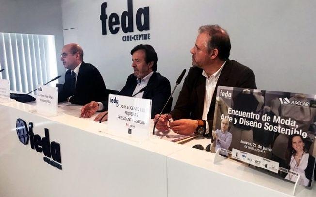 ASECAB Y FEDA organizan el primer Encuentro de Moda, Arte y Diseño Sostenible.