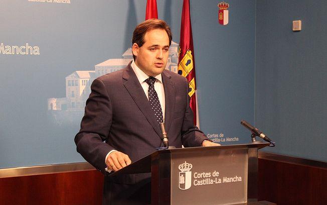 Paco Núñez, presidente del PP de Castilla-La Mancha. Imagen de archivo.